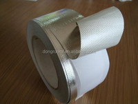 Heat Insulation Aluminum Foil Glass Fiber Tape