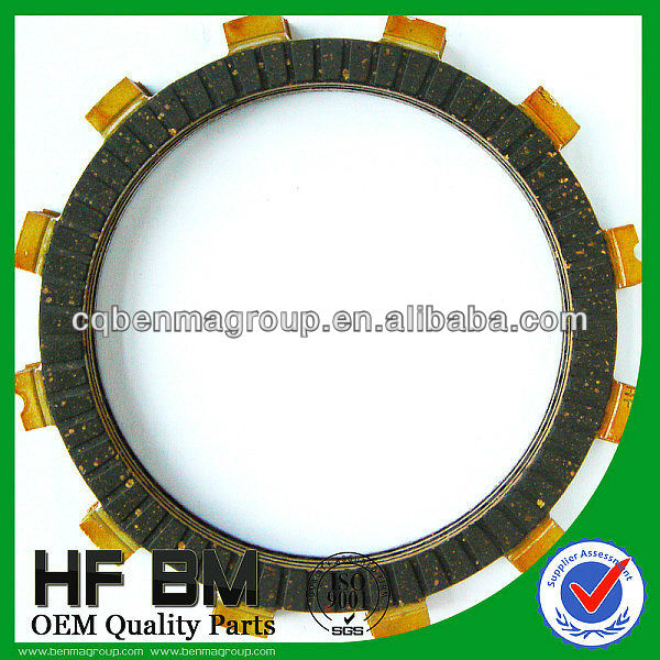 Great OEM quality GS125 motorcycle clutch plate,clutch disc, amazing price