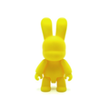 hand painting diy vinyl toy, customized blank color diy paint vinyl toy