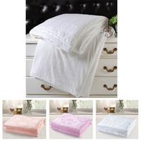 hotsale lace printed bedding set / comforter set/quilts