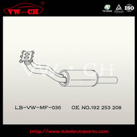 PERFORMANCE EXHAUST MUFFLER SYSTEMS MANUFACTURE FOR VW 192 253 208