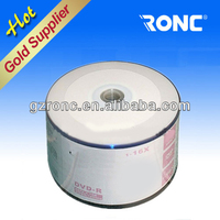 China Supplier 8.5GB 8X or 16x Dual layer DVD+Rw/DL Blank Disc 50pcs Spindle Packed Cheap Price