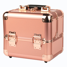 Professional Beauty Box Organiser Makeup Vanity Case