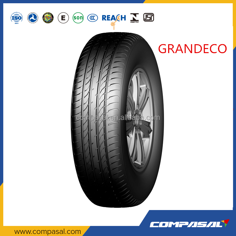 Tire factory COMPASAL brand look for radial car tyre dealers in the global market