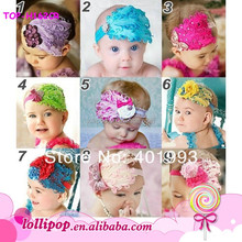 2017 New Arrival Popular Baby Peacock Cute Style Feathers Headbands