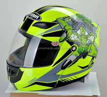 Helmet motorcycle approved modular motorcycle full helmet from Yema helmet manufacturer