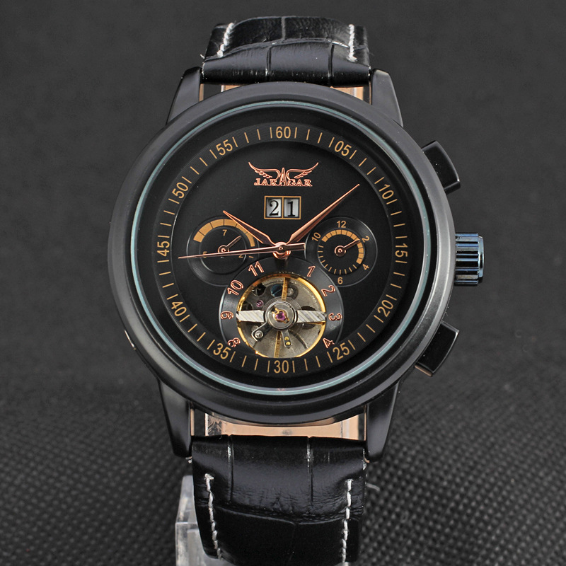 Military Automatic Mens Watch Product Description