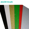 Wholesale 250g Fancy colorful glitter cardstock paper for Christmas