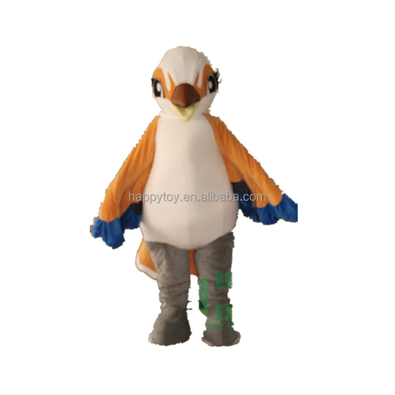 Custom Cartoon Big Bird Mascot Costumes lyjenny Halloween For Kids Auldt Animal Mascot For Party Funny Costume For Children