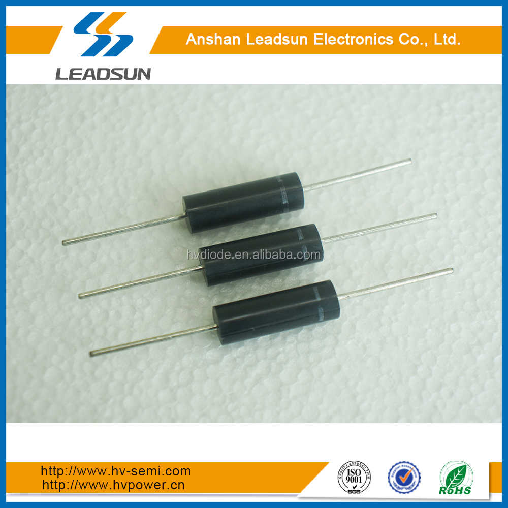 CL03-18C Plastic Sealed High Voltage Silicon Rectifier Stack