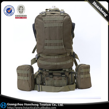 New Large SWAT Molle Army Tactical Military Style Assault bag Backpack Green