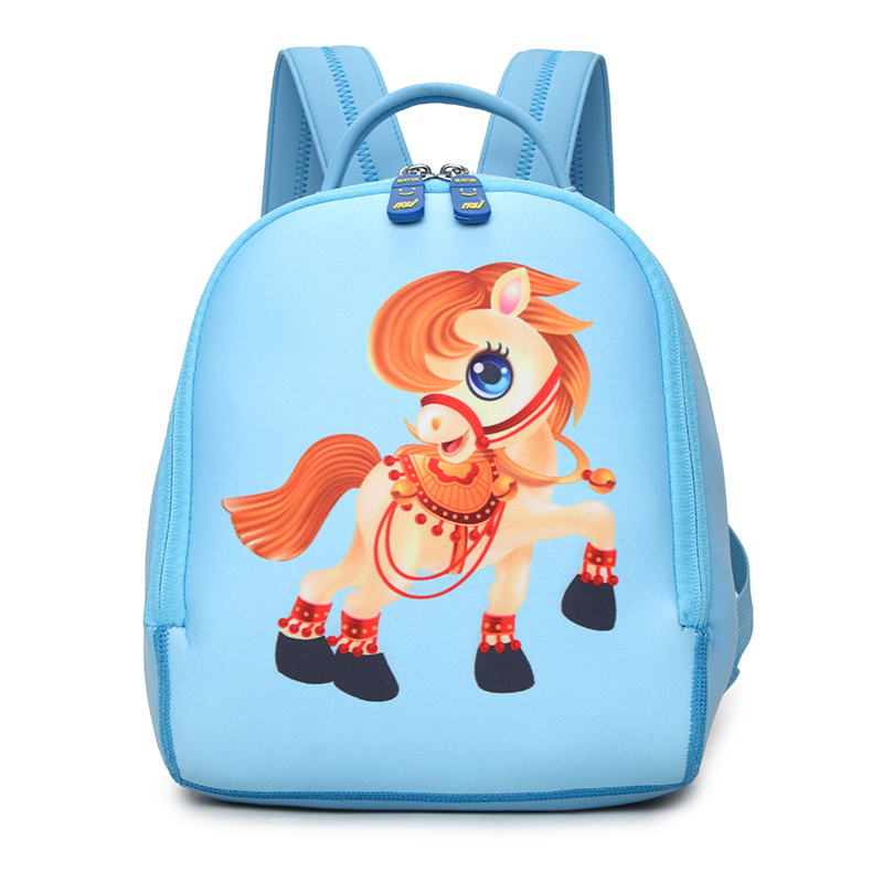 Colletive Animal Kids Backpack Boys & Girls Backpack Kindergarten Children 2 to 5 years old Kids Leisure Bag Giveaways