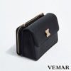 Modern Women Two Way Zipper Wallet
