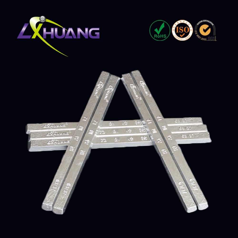 China Manufacture Wave Soldering Tin Welding Lead Rod