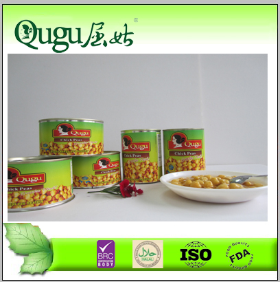 Canned food brand of chick peas in brine which is most popular items