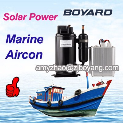 boyard r134a electric automotive compressor for 12v