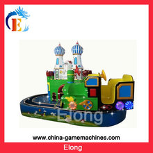 Russia train kids ride on railway train,kids electric amusement train rides for sale
