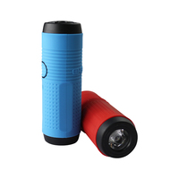 Waterproof Bicycle Bluetooth Speaker Power Bank
