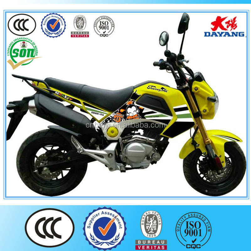 Beautiful cheap high quality LIFAN ZONGSHEN DAYANG 125cc Chongqing motorcycle blue/orange/green/yellow color motorcycle for sale