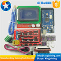 KJ113 3D Printer Kit RAMPS 1.4 Board + LCD12864 + MEGA2560 Module + 5 x A4988 for RepRap