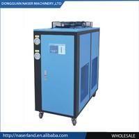 Air cooled water chiller heat pump