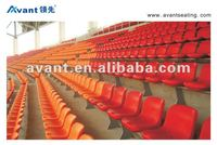 Salin audience seat auditorium seating manufacture for basketball softball entertainment sports games