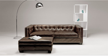 High quality classic design 2 seater leather sofa for livingroom stylisf and fashionable leatehr sofa