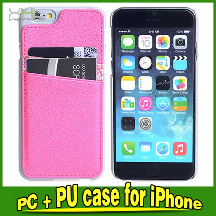 New professional tpu pc combo case for iphone6