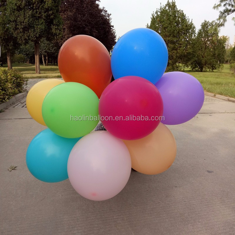 China wholesale helium printed balloons advertising custom balloons