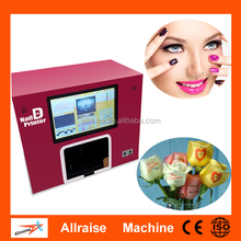 Digital finger nail painting machine