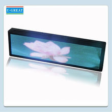aliexpress holiday colorful designs led massage signs