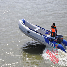 3m V shape bottom inflatable boat inflatable rubber motor boat