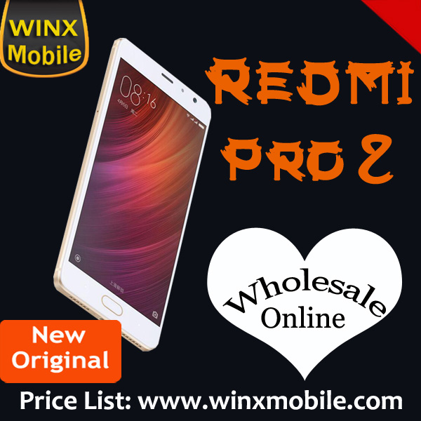 newest! Redmi pro2 pro 2 Original RAM 4GB 6GB ROM 128GB mobile phone 4500mAh 12MP camera handphone