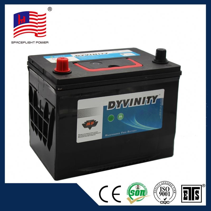 34-6YR JIS standard MF Type car battery charge indicator