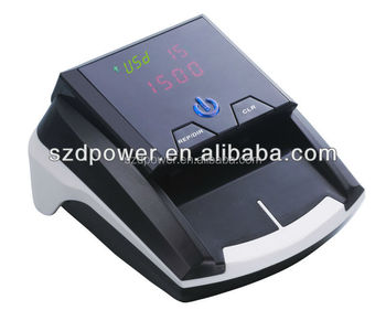 currency detecting machine