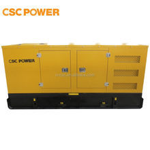 24 Hours Fuel Tank with cummins engine Diesel Generator Prices 80KW