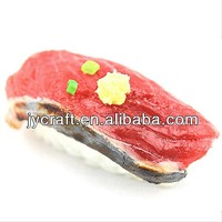 Custom Japanese sushi fake food model