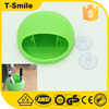 Bathroom Wall Mount Tooth Brush cups office stationery holder with Suction Cup