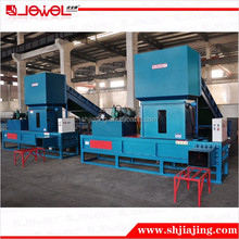 Hot sale rice husk/rice hull press baling machine