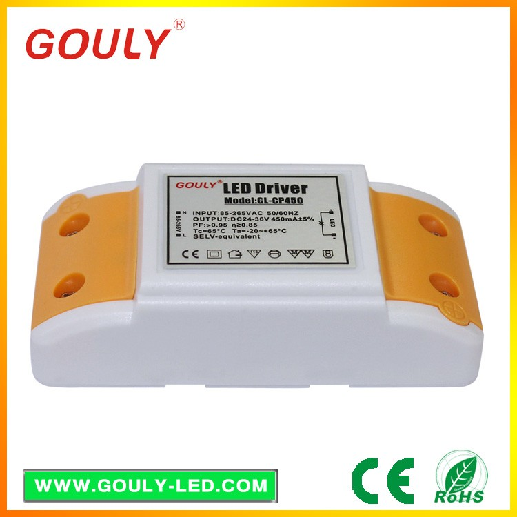 24-36v led power supply 15w dimmable led driver with constant voltage