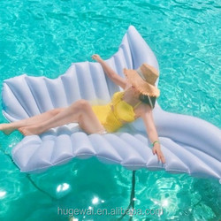 New design customized PVC Inflatable float Angel wings cheap pool toys and floats for swimming pool