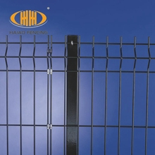 Hot sale decorative curved metal wire mesh fence for sale on alibaba express