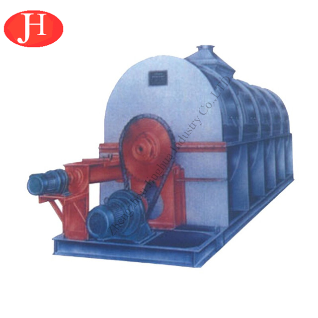Corn starch processing line tube bundle dryer for sale