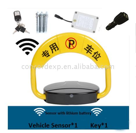 Reliable and Cheap road safety car park locking systems