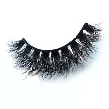 good quality 100% handmade comfortable and soft 3Dmink lashes by custom package