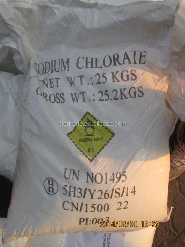 sodium chlorate for fireworks 7775-09-9 price good facotory