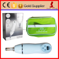 Diamond peeling home portable micro dermabrasion beauty machine