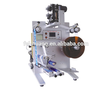 High quality full automatic plastic bag labeling machine