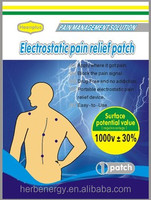 2016 Effective static magnetic patches for pain