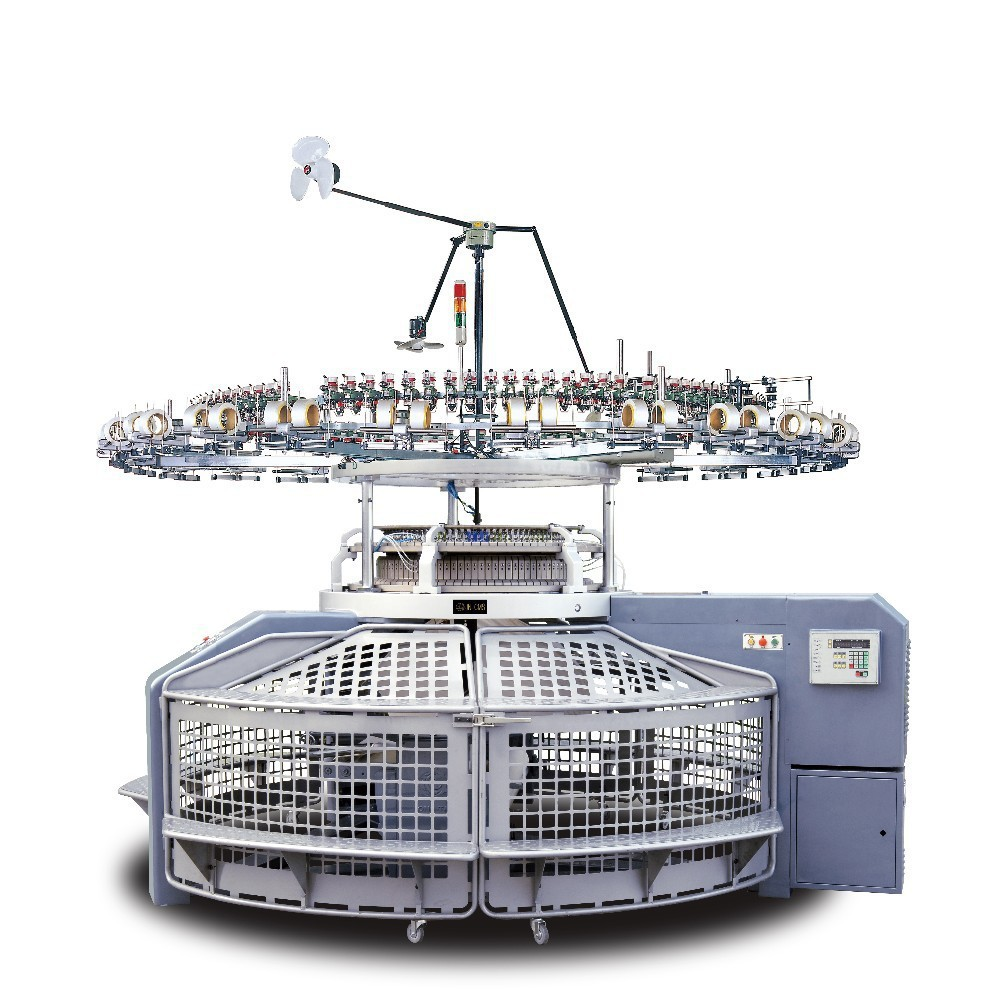 Hot New Products for 2015 Single Sersey Open-Width Textile Machinery Price